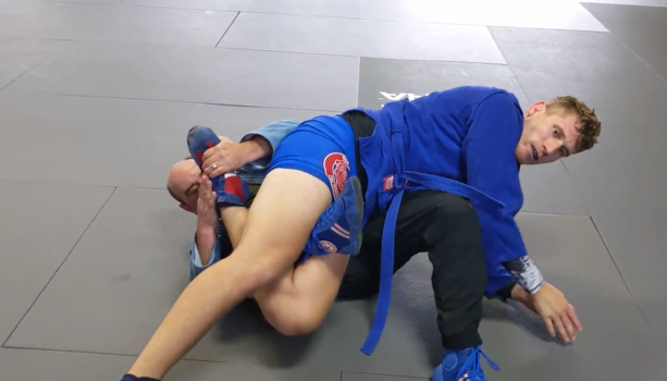 Ankle Roll and Lock